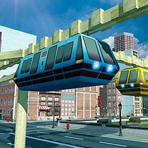 Небесный Поезд 3Д