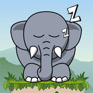 Разбуди Спящего Слоника