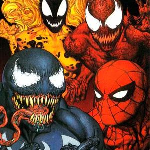 Человек-Паук и Веном (Спайдермен)