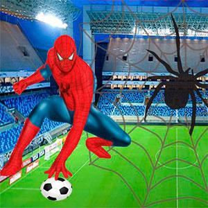 Футбол Паука