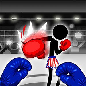 Стикмен На Чемпионате По Боксу