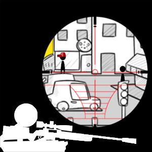 Стікмен Снайпер Натисни І Вбий