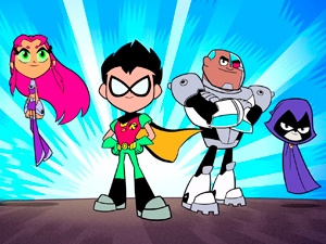 Teen Titans Go: Tower Lockdown