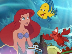 The Little Mermaid: Ariels' Hidden Treasures