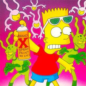 Сімпсони: Барт Проти Космічних Мутантів