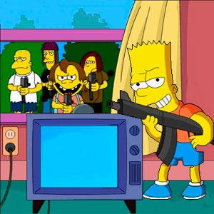 Сімпсони: Хулігани Проти Барта