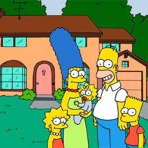 Будинок Сімпсонів