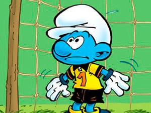 The Smurfs Penalty Shoot Out