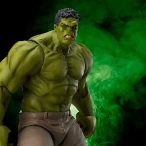 Самый Сильный Зеленый Человек