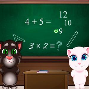 Школьный Тест Тома И Анджелы