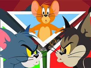 Tom And Jerry: Chasing Jerry