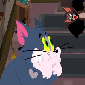 Том И Джерри Кошки И Пропащие Летучие Мыши
