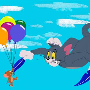 Том И Джерри Свободное Падение Тома