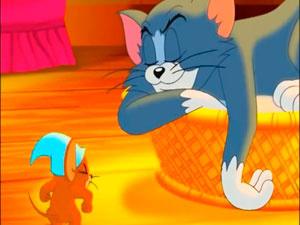 Tom & Jerry Hush Rush