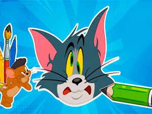 Tom & Jerry I Can Draw