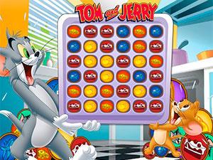 Tom & Jerry Match N`Catch