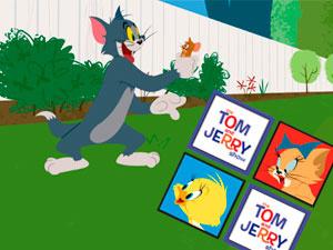 Tom & Jerry Matching Pairs