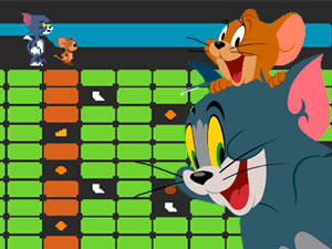 Tom & Jerry Music Maker