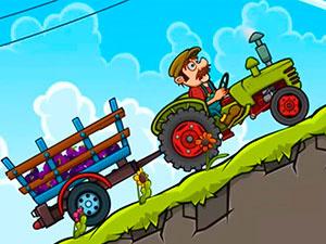 Tractor Mania Transport