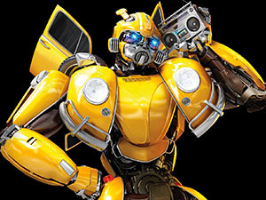 Transformers Bumblee`s Music Mix
