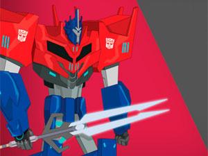 Transformers Optimus Prime Vs Starscream