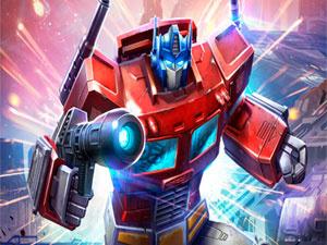 Transformers Robo Battles