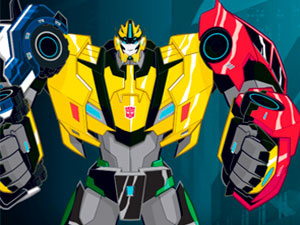 Transformers Robots In Disguise Combiner Force