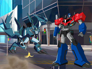Transformers Robots In Disguise Comic Creator