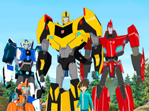 Transformers Robots In Disguise Faction Competition