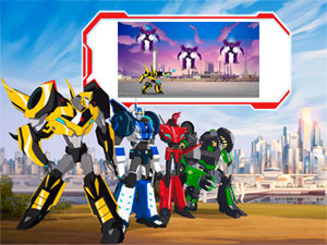Transformers Robots In Disguise Protect Crown City