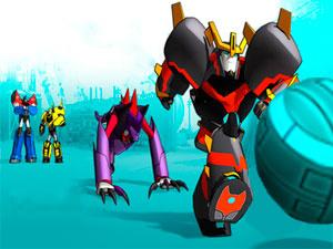 Transformers Robots In Disguise Super Mini-Con Striker