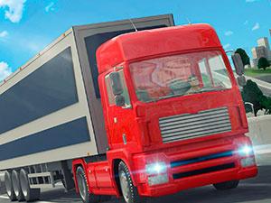 Truck Driver Cargo: Truck Simulator