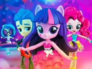 Twilight Sparkle`s Surprise Dance Party