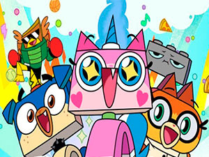 Unikitty! Hypertest