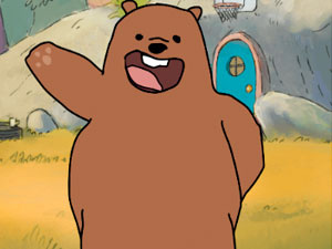 We Bare Bears How To Draw Grizzly