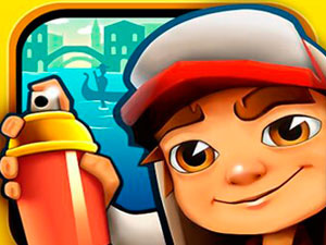 World Tour Venice Subway Surfers